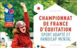 Le Championnat de France d'Equitation SA