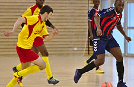 1 équipe du 93 au CdF de Futsal